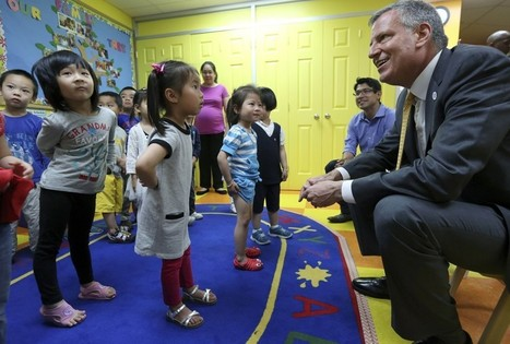 Why One City Has Made Preschool Free for Those Who Can Pay | Everything You Need to Know           Re: Bernie Sanders | Scoop.it