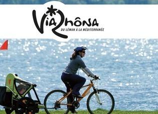 Le tourisme à vélo en France : un marché prometteur, l'exemple de ViaRhôna | Ministère de l'artisanat, du commerce et du tourisme | Drôme ViaRhôna du Léman à la Méditérranée | Scoop.it