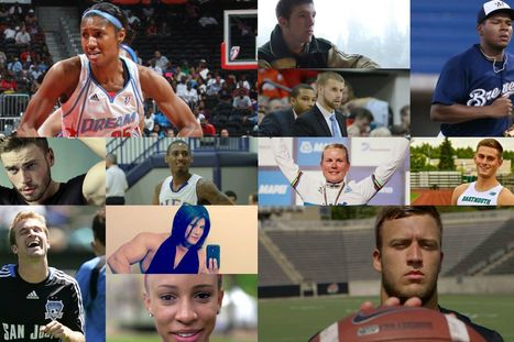 93 LGBT people in sports who came out publicly in 2015 | Same Sex Attraction | Scoop.it