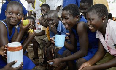 Ghana economy grows with help of technology and targeted aid | Ghana | Scoop.it
