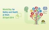 28 April - A key date for safety and health at work   Promotion de la santé au travail   Scoop.it