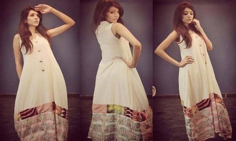 Maverick Latest Eid Dresses Collection 2013 For Girls | stylostyle | Scoop.it