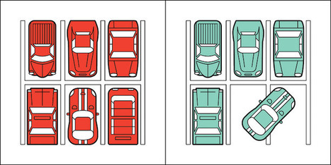 More Illustrations Cleverly Reveal the Two Kinds of People There Are in the World | omnia mea mecum fero | Scoop.it