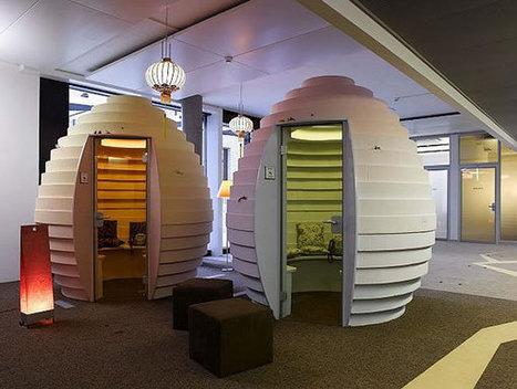 Google Offices Zurich Where We Design   Espace de créativité   Scoop.it