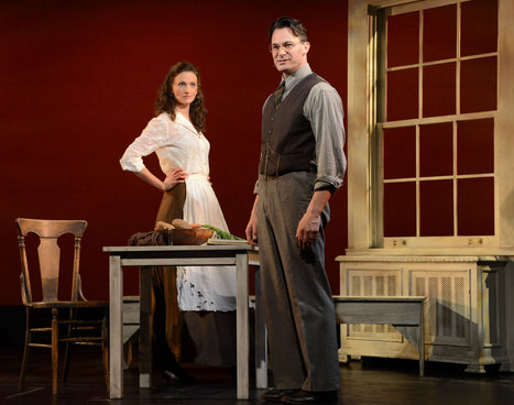 A Review of 'Himself and Nora,' at Hamilton Stage | The Irish Literary Times | Scoop.it