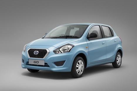 Datsun GO Front View | Maxabout Images | Scoop.it