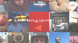Parodie: Retour en photos Facebook sur la vie de Trevor | VIDEOS | Scoop.it