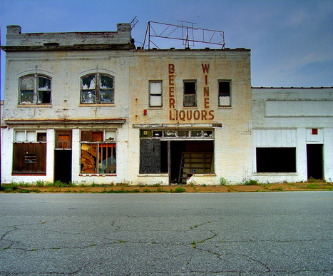 Creepy photos of abandoned town of Cairo, Illinois | Urban Decay Photography | Scoop.it