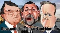 Funny One: Dave Begs Jose Help Sort Out Mariona #STi | News From Stirring Trouble Internationally | Scoop.it