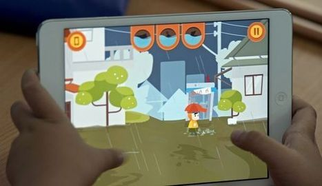 Les dangers de l'eau: un jeu vidéo pour survivre aux inondations en Thaïlande - LExpress.fr   Jeux vidéo actu   Scoop.it