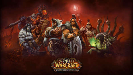 Racial traits get overhaul in World of Warcraft: Warlords of Draenor | GotWarcraft and The World of Warcraft | Scoop.it