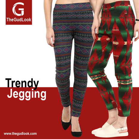 Trendy# Jegging# shop# From# www.thegudlook.com | Street Fashion is what thegudlook.com promises to bring to you Online every day week after week. | Scoop.it