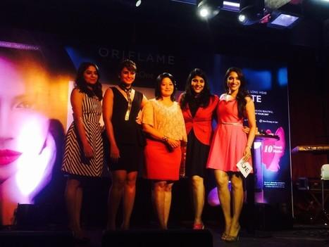 The One Matte Lipstick Bloggers & Media Meet   Beauty & Fashion Tips   Scoop.it
