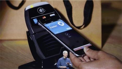 Apple Pay ne sortirait pas des États-Unis avant l'automne | INFORMATIQUE 2015 | Scoop.it