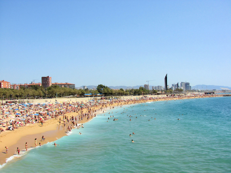 Barcelona: Today's urban beach escape - The Malay Mail Online | Travel ideas for Europe | Scoop.it