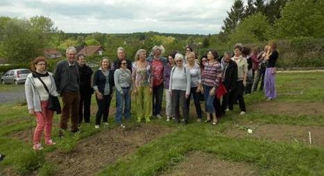 Coucy-le-Château : le jardin partagé est, officiellement, ouvert à tous ! | (Culture)s (Urbaine)s | Scoop.it