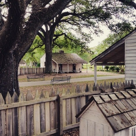 """Manu on Instagram: """"Slave's house at the Oak Alley Plantation #NewOrleans #Slavery #USA"""" 