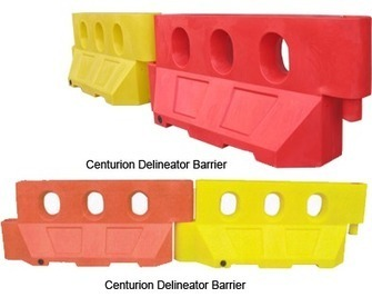 Plastic Delineator Barriers | Pedestrian & Car Parking Barriers | Centurion Barrier Systems | Australia's Plastic Waterfilled Barrier Specialist | Scoop.it