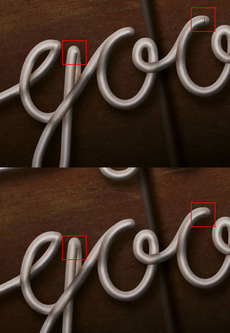Use Photoshop and Illustrator to Create Guitar String Typography ... | Around the Music world | Scoop.it