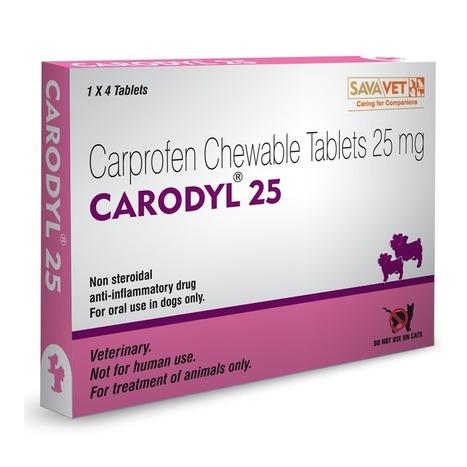 Carodyl (Carprofen 25mg) | Veterinary Medicines | Scoop.it
