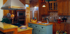 Add Modern Touch to your Kitchen with  Custom Cabinet Design | My kind of Home | Scoop.it