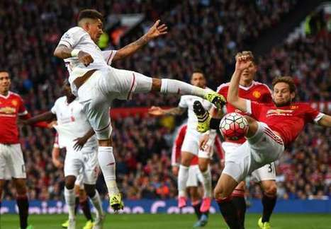 MAN OF THE MATCH | Manchester United 3-1 Liverpool: Daley Blind | Sport News | Scoop.it