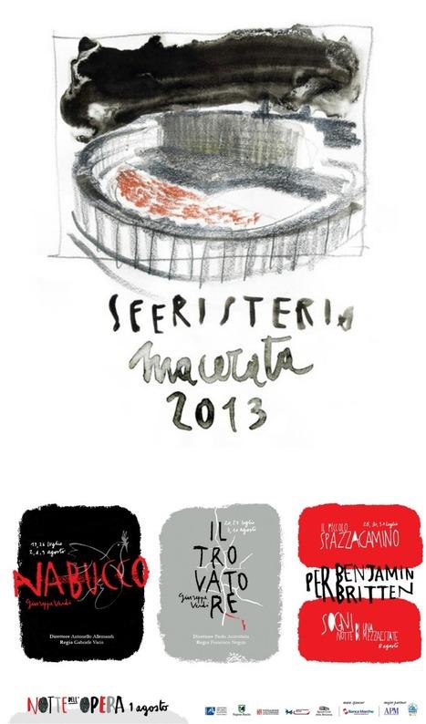 Sferisterio - Macerata Opera Festival 2013 | Le Marche another Italy | Scoop.it