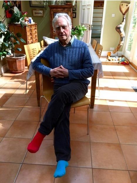 Join the Trend: Wear Odd Socks | geluk | Scoop.it