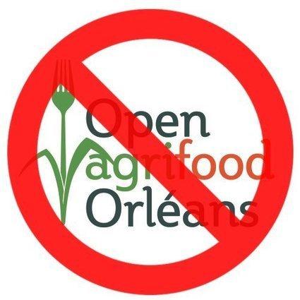Manifestation contre l'OPEN AGRIFOOD (Orléans 20/11) | Confédération Paysanne et collectif d'une vingtaine d'associations | C'était un petit jardin... | Scoop.it