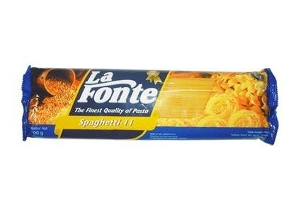 MÌ Ý LAFONTE - MÌ Ý BOGASARI : Mì Ý Spaghetti Lafonte dạng Tròn số 11 | Hắc Xì Dầu | Scoop.it