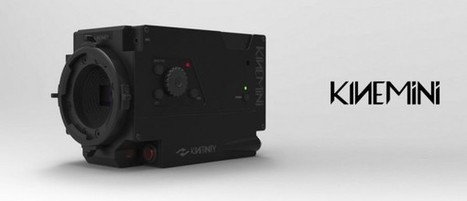 News Shooter | Chinese camera maker Kinifinity announce 4K KineMINI hybrid camera system | Video | Scoop.it