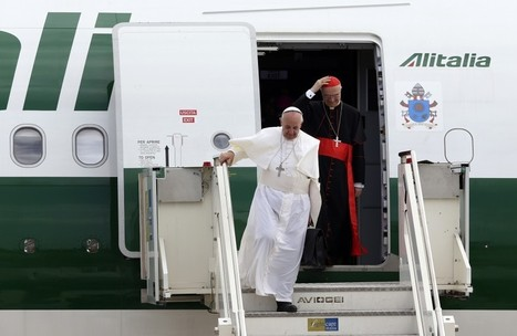 Pope Francis Open to Homosexual Priests - but Not Gay Marriage - IBTimes.co.uk | Losing my Religion | Scoop.it