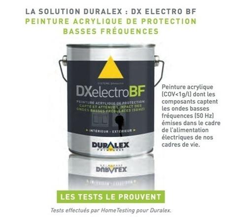 Duralex : Une peinture anti-ondes électromagnétiques | IMMOBILIER 2015 | Scoop.it