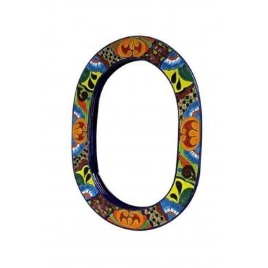 Oval Talavera Mirror | Home Decor | Scoop.it