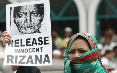 Saudi Arabia defies international protests with beheading of Sri Lankan maid  - Telegraph | The Indigenous Uprising of the British Isles | Scoop.it