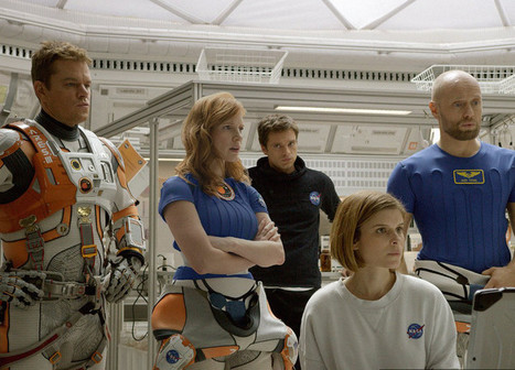 'The Martian' Blasts Off In The Name Of Science - Long Island Press | CLOVER ENTERPRISES ''THE ENTERTAINMENT OF CHOICE'' | Scoop.it