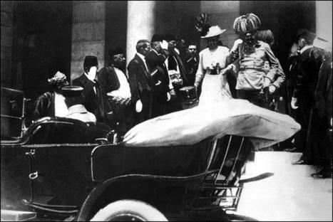 Ces étés qui ont marqué l'histoire (1/5): 1914, un attentat suivi d'une ... - 20minutes.fr | Chroniques d'antan et d'ailleurs | Scoop.it