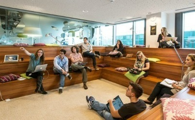 Can a hip workplace get you the right people? | Office Environments Of The Future | Scoop.it