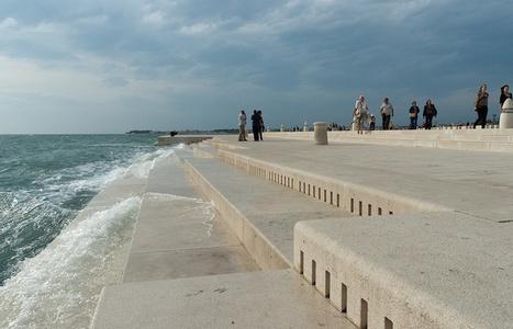 Un arquitecto croata convierte las olas del mar en música   INGENIERIA CIVIL   Scoop.it
