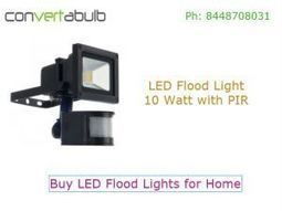 Why to Buy LED Bulbs, Flood Lights and Accessories for Home and Outdoors   Convertabulb   Scoop.it