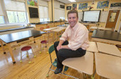 East Hampton Teacher in the Running for Presidential Award - Patch.com | Instructional Technology in the Classroom | Scoop.it