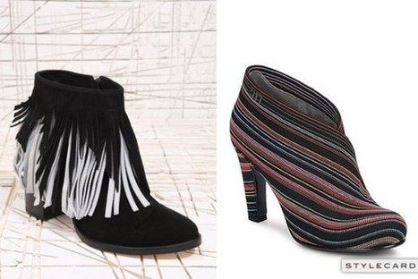 Trends: Ankle Booties!   StyleCard Fashion Portal   StyleCard Fashion   Scoop.it