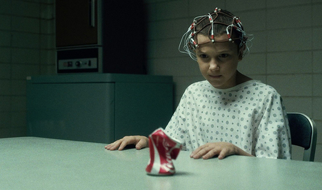 Stranger Things: past that remains the past | Pixarthinking | Hauntology | Scoop.it