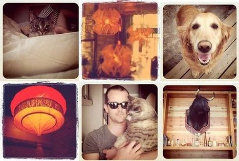 How to Properly Use Instagram and Pinterest For Your Company | SM | Scoop.it