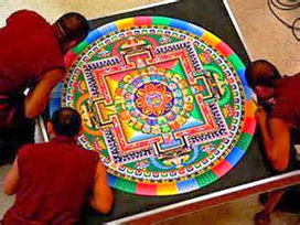Carl Jung Depth Psychology: Carl Jung advises that mandalas found in monasteries and temples are of no particular significance... | Carl Jung Depth Psychology | Scoop.it