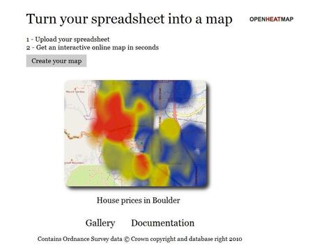 OpenHeatMap | Social media kitbag | Scoop.it