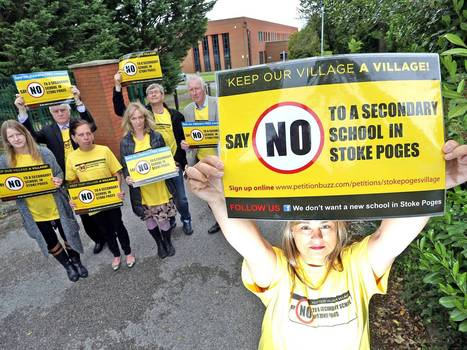 Buckinghamshire village up in arms over location of new Sikh secondary school | The Indigenous Uprising of the British Isles | Scoop.it