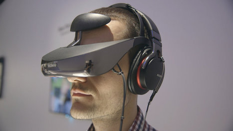 Sony's Oculus Rift competitor could be coming this month | 3D Virtual Worlds: Educational Technology | Scoop.it