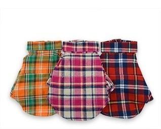 Texas Western Style Plaid Shirt | Dog Fashion | Scoop.it