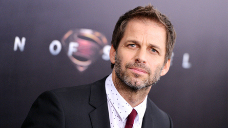 Zack Snyder: 'Everyone Clings to the Christopher Reeve Version of Superman' | Zack Snyder | Scoop.it